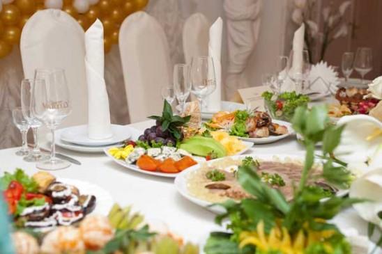 Проведи новогоднюю ночь в ресторане Banket Hall!