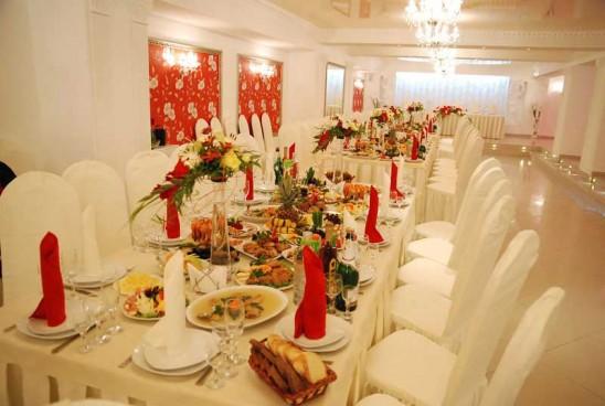 Ресторан Banket Hall предоставляет линейку бонусов