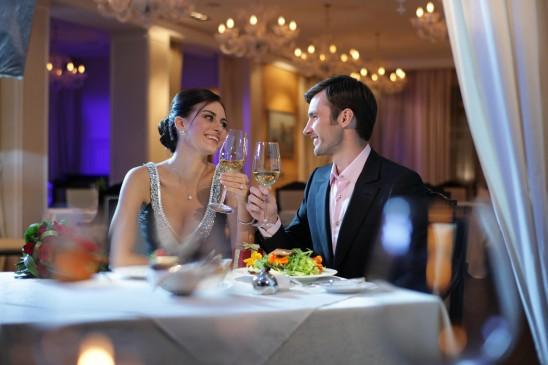 Новогодний корпоратив в ресторане Banket Hall